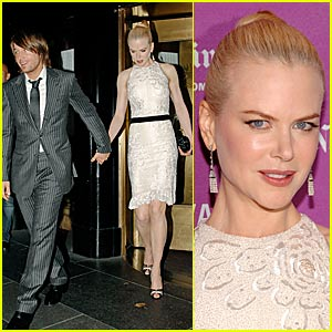 Nicole Kidman @ 'Margot at the Wedding' Premiere