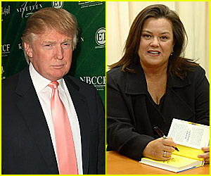 Donald Trump to Rosie: Your Book is Boring!!!