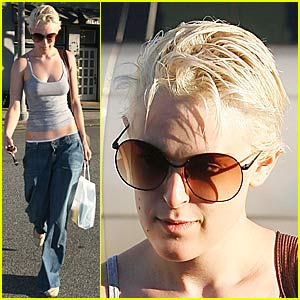 Rumer Willis Goes Platinum Blonde... The Remix!