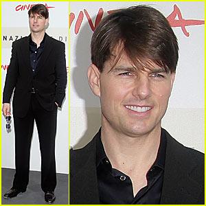 Tom Cruise @ Rome Film Festival 2007