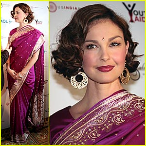 Ashley Judd is So Sari