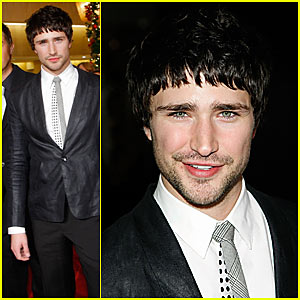 Matt Dallas Bangin' New Do