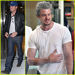 McSteamy Heats Up the Airport
