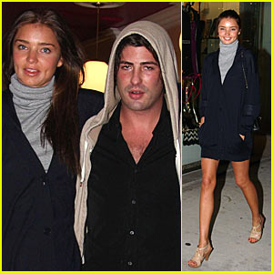 Miranda Kerr & Brandon Davis: New Couple?