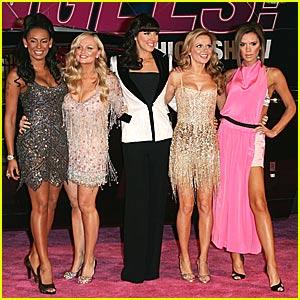 Spice Girls @ Victoria's Secret Pink Carpet