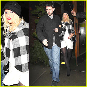 Christina Aguilera's Beautiful Birthday Bash