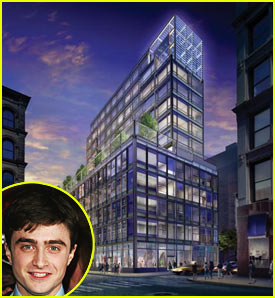 Daniel Radcliffe Buys Into 40 Mercer