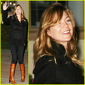 Ellen Pompeo Previews 'Sweeney Todd'