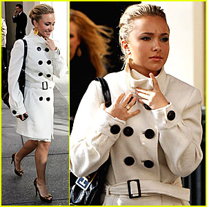 Hayden Panettiere Pimps Her Bag
