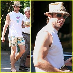 Hugh Jackman is Wolverine Ready
