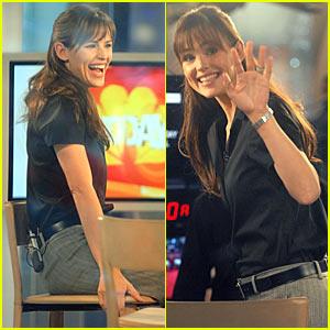 Jennifer Garner @ Today Show