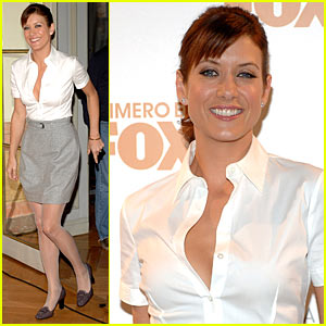 Kate Walsh Spices Up Spain