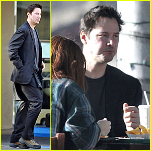 Keanu Reeves: Tacos Reloaded