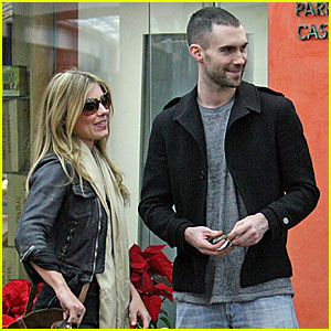 Rebecca Ginos: Adam Levine's All Mine!