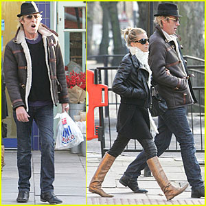 Rhys Ifans & Sienna Miller are Tesco Types
