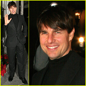 Tom Cruise Makes the Cut
