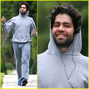 Adrian Grenier's Perky Package