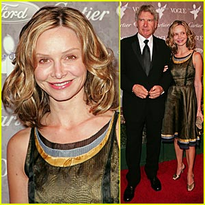 Calista Flockhart Supports The Art of Elyisum