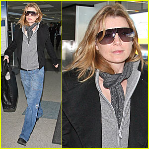 Ellen Pompeo is a Carpenter