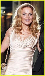 Geri Halliwell: It's All About the Free Clothes