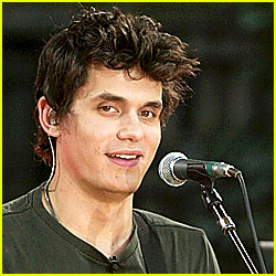 John Mayer Quit Blogging?  Nope!
