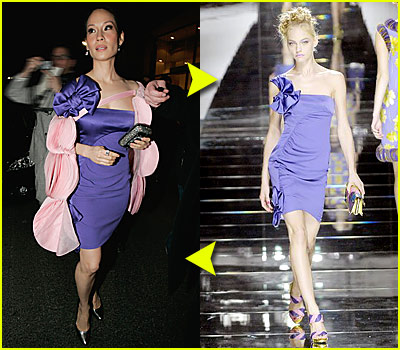 Fashion Faceoff: Valentino Dress