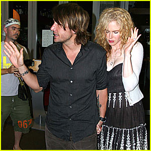 Nicole Kidman: It's Going To Be A Paparazzi-Filled Pregnancy