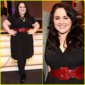 Nikki Blonsky's SAG-gy Sneak Peek