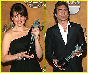 SAG Awards 2008 Winners