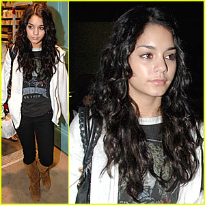 Vanessa Hudgens @ Urban Outfitters