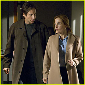 The X-Files Movie -- FIRST PICTURE
