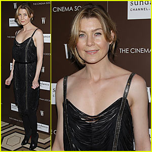 Ellen Pompeo Views