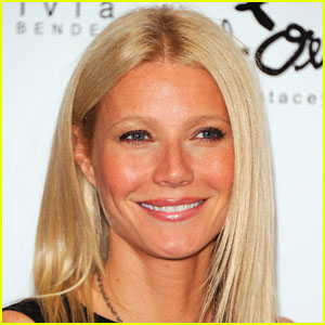 Gwyneth Paltrow in Hairdresser Heaven