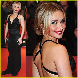 Hayden Panettiere is the Go-To Girl