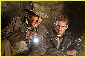 'Indiana Jones and the Kingdom of the Crystal Skull' Trailer -- Watch it Now!