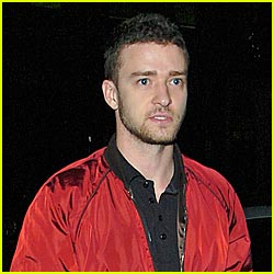 Justin Timberlake Travels