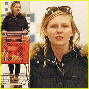 Kirsten Dunst's Rehab is on Target