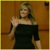 Lauren Conrad @ Live with Regis & Kelly!