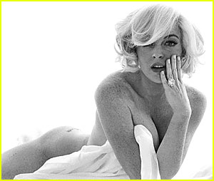 Lindsay Lohan is Marilyn Monroe -- The Outtakes Arrive!