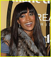 Naomi Campbell Hospitalized!