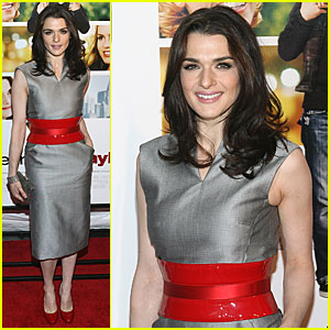 Rachel Weisz and the Red Belt of Hotness