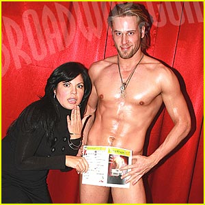Sara Ramirez Loves Naked Guys