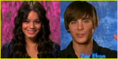 Zanessa Makes an Appearance on Oprah