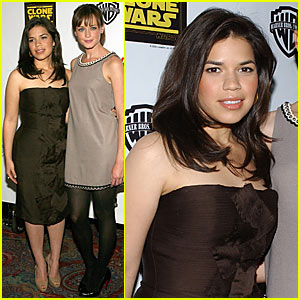 America Ferrera @ ShoWest 2008