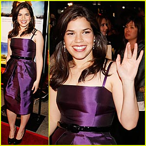 America Ferrera is Under the Same Moon
