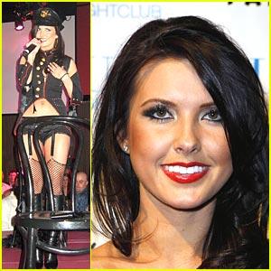 Audrina Patridge is a Pure Pussycat Doll