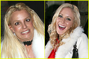 Britney Spears & Heidi Montag's