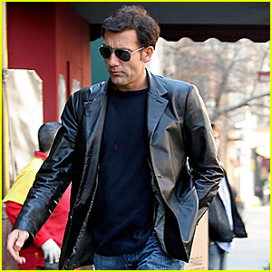 Clive Owen is a Leather Lad