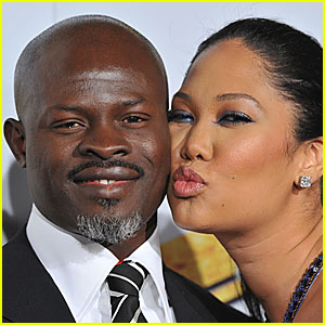 Kimora Lee Simmons: Never Back Down!