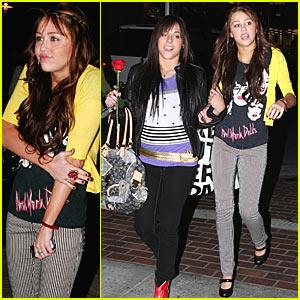 Miley & Mandy's Nippy Night